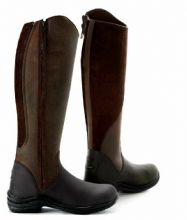 TOGGI QUARTZ LONG LEATHER RIDING  BOOTS  - RRP £129.99